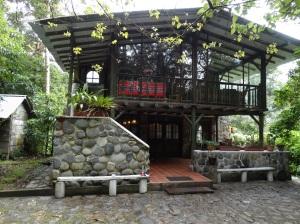 Guango Lodge near Papallacta