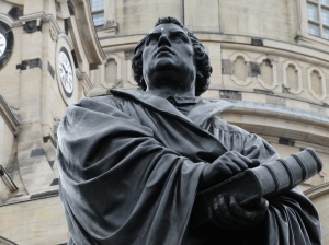 Catching up with Martin Luther